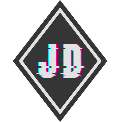 logo jade de vecchis webdesigner