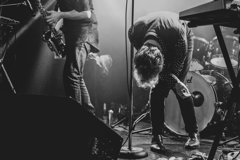 Photo de concert - The Cousins par Jade De Vecchis