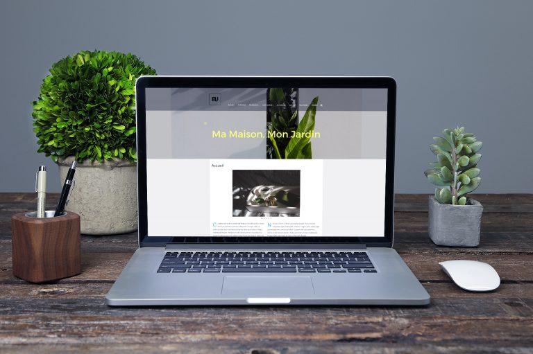 Maquette et intégration WordPress